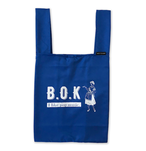 B.O.K Eco Bag -BLUE-