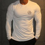 Long Sleeve T-shirts WhiteGray