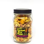 マンチーフーズ Smoked Mix Nuts Long Bottle スモークドミックスナッツ 燻製