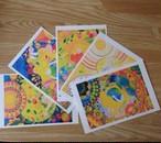 ポストカード5枚入 「夢」