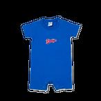 K'rooklyn Logo Baby Rompers - Blue (80cm)