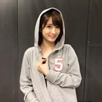Ayasa オリジナルパーカー「5」(グレーVer.)