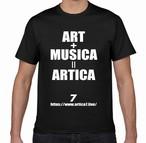アルティカセブン 公式Tシャツ