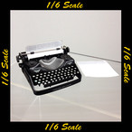 【01744】 1/6 DID タイプライター