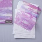LP03PN 柳しぼり染便箋セット20枚+5枚入 ピンク