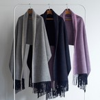 BULKISH WOOL BLANKET & MUFFLER - 3 color