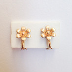 small flower earring[e-219]