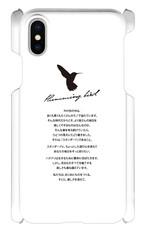 Hummingbird(公式限定)アイフォンケース