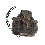Old back pack ARMY type