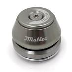 """MULLER Head set 1-1/8""""-1-1/4""""(Aluminium)"""
