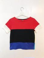 Colorful Tee【カラフル2WAY Tシャツ】04