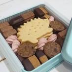 ショコラたっぷりクッキー缶  [期間限定]