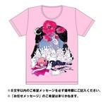 藤川千愛生誕Tシャツ