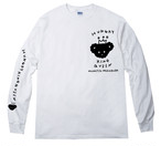 HUNGRY KING&QUEENに捧げるロンT