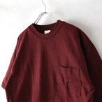 CAMBER 302 Pocket T-shirt 8oz. Max Weight - Burgundy -