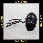 【02717】 1/6 Loading Toys ホッケーマスク ブラック