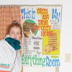「EVERYTHING ROOM」ファブリックポスター(L)