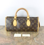 .LOUIS VUITTON M40009 VI0096 MONOGRAM PATTERNED HAND BAG MADE IN FRANCE/ルイヴィトンポパンクールモノグラム柄ハンドバッグ 2000000040141