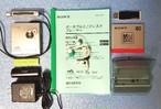 MDポータブルレコーダー SONY MZ-NE810 NetMD 美品・完動品