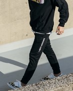 ThreeArrows LOGO Sweat Pants (black)