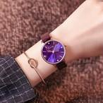 kimio AF-6305(Purple) レディース腕時計