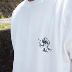 「マッカーサー」Tシャツ ホワイト
