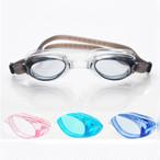 【ビキニ・水着】ファッション無地シリコン水泳のメガネ19221942