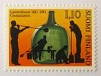 吹きガラス工房 / フィンランド 1981