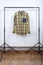BHS-2 チェックシャツ②