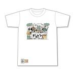 【Czecho No Republic × CHUMS】Czecho No Republic 10周年スペシャルコラボTシャツ※受注販売※