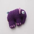 sebra ガラガラ elephant