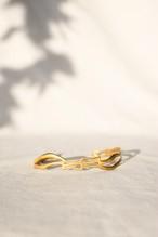 Arabesque Design Bangle 3 Gold アラベスクデザインバングル 3 ゴールド