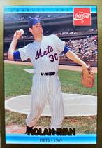 MLBカード 92DONRUSS Nolan Ryan CAREER SERIES #3 of 26