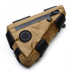 "FAIRWEATHER ""corner bag"" (x-pac/coyote)"