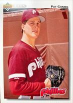 MLBカード 92UPPERDECK Pat Combs #442 PHILLIES