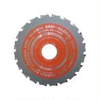 グローバルソー 鉄・ステンレス兼用 チップソー  FR-100N  (ファインメタル)  極薄刃