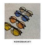 【オリジナルステッカー付き】カラーレンズ ボストン(Boston) サングラス メガネ メンズ レディース #ロックファッション #ストリートファッション