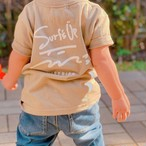 ★Kids★ Surf's Up Tee - Light beige