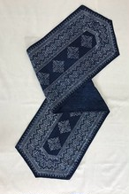 Indigo Table Runner(short)