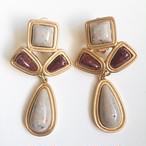 """""""AVON"""" Desert Sands earring[e-931]"""