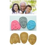 カラー画像・写真などからオリジナルクッキー型を作れる!