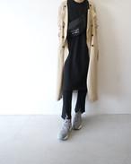 トレンチドレスコート