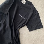 FWIS - オリジナルTシャツ BLACK