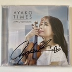 【A.I.SHOP限定】直筆サイン入りCD『AYAKO TIMES』