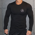 Long Sleeve T-shirts Black