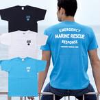 GUARD ガード マリンレスキュー 綿100% ハイグレードTシャツ s-218 メンズ アウトドア レスキュー ライフセービング
