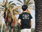 【Fine7月号掲載】CLASSIC LOGO Tシャツ(black)