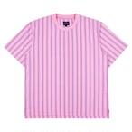 Vertical Stripe Woven(Pink)