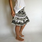 Pema+Love Tanitar Yoga Skirt  Black タニタルアートスカートブラック