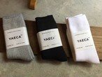 YAECA / ヤエカ/ PILE SOCKS / パイルソックス Gray